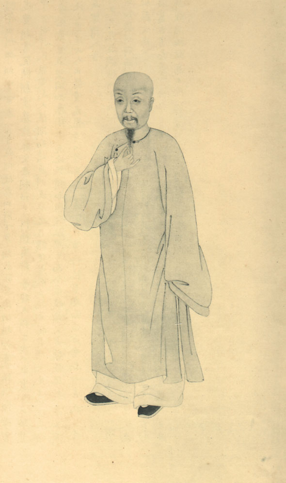 伊秉綬(いへいじゅ/1754~1815年)