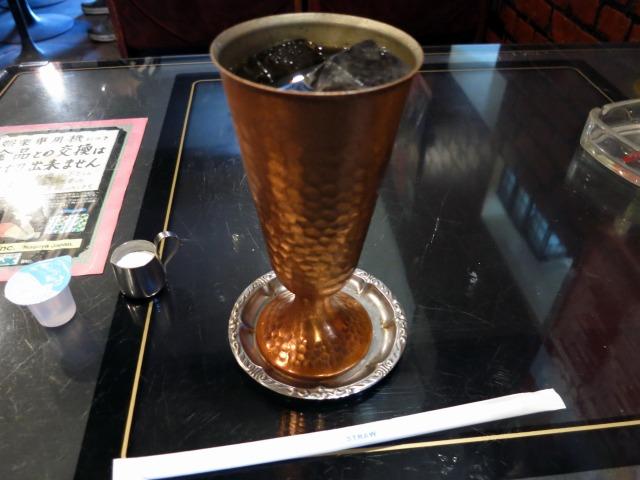 食後のアイスコーヒー +200円