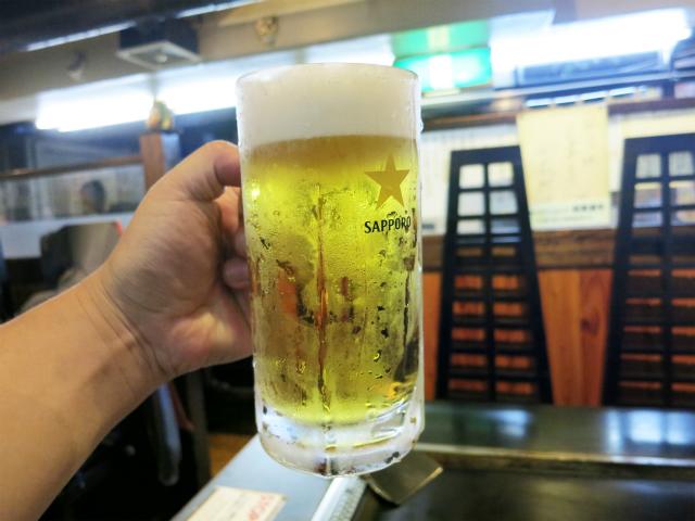 生ビール 440円