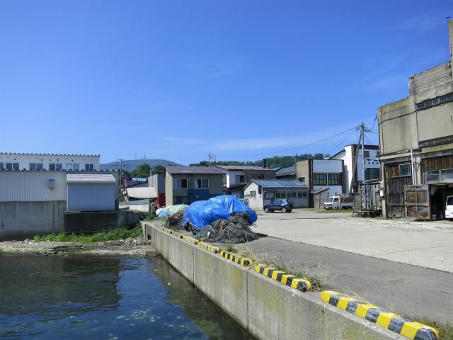 小樽市 高島漁港