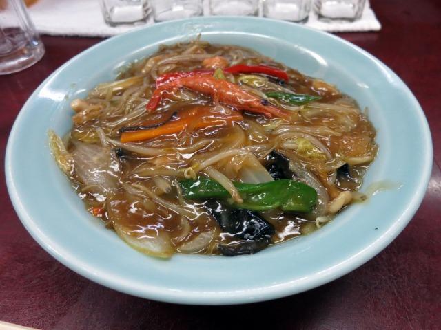 チャー麺 800円
