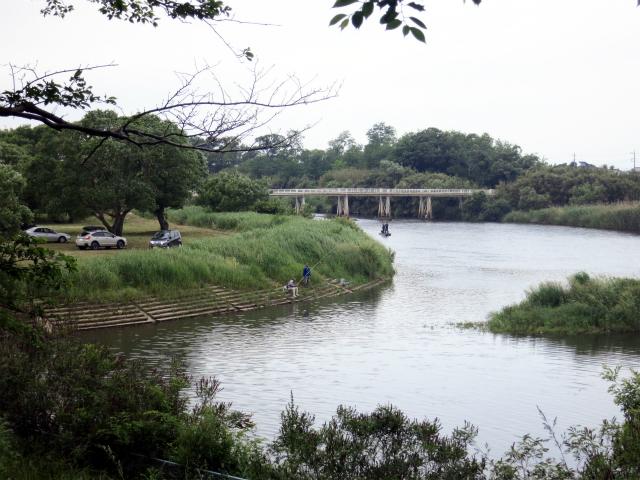 利根川水系 小貝川