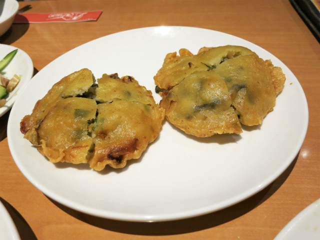 海蛎餅 300円