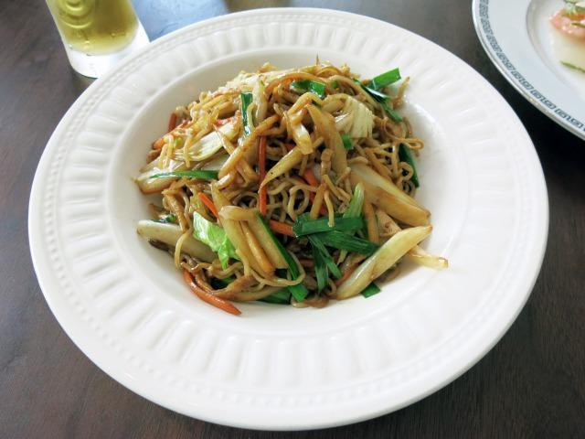 杭州炒麺 900円