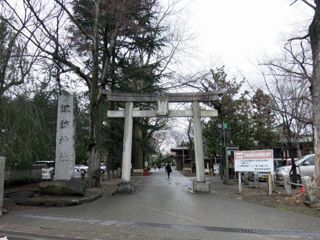 南立川 諏訪神社