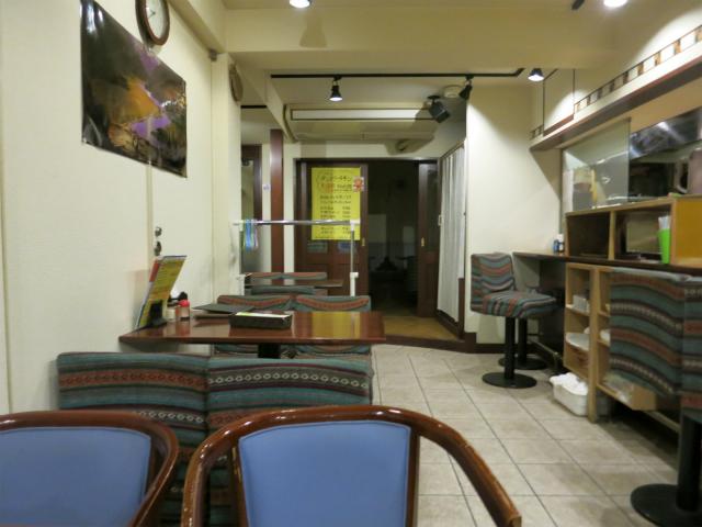 インド料理 ジャサナ 店内の様子