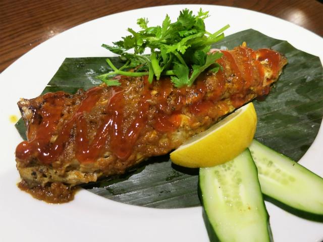 マレー焼魚 1200円