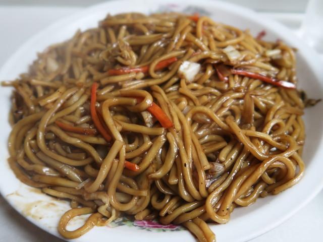 つけそば用の太麺を使用