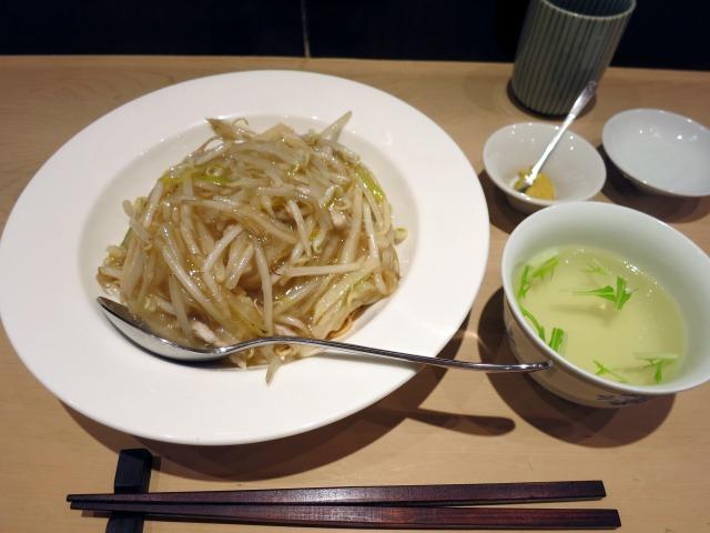 肉絲炒麺(ニクヤキソバ) 1000円