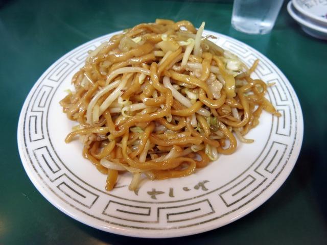 炒麺(ヤキソバ) 680円