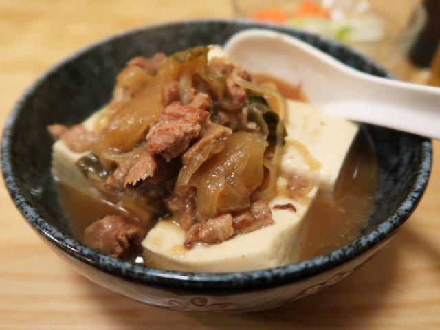 肉豆腐 300円
