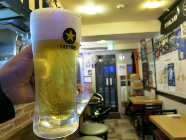 半額ビール、ばんざーい