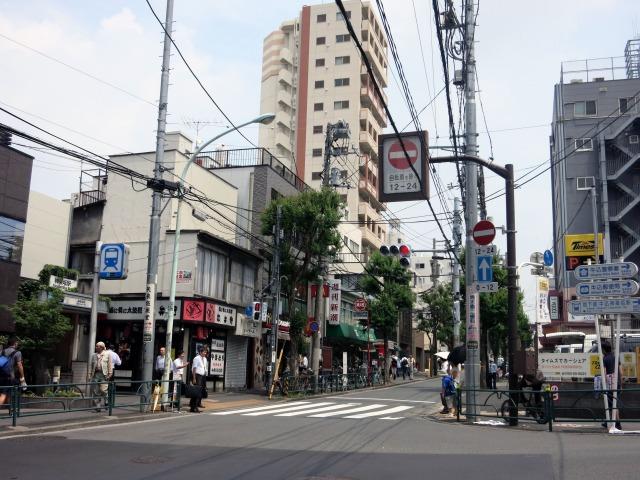 地下鉄東西線 神楽坂駅 矢来口