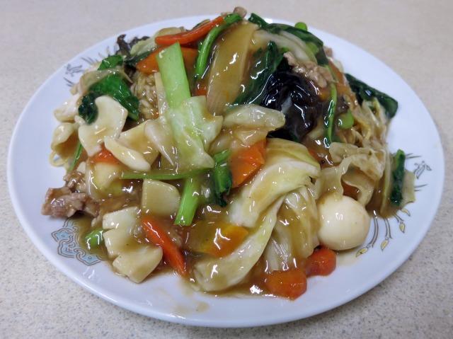 什錦炒麺(五目焼きそば) 700円