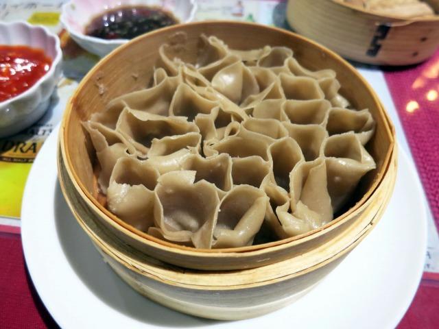 莜麺栲栳栳(ヨウミェンカオラオラオ) 580円