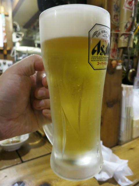 生ビール 380円