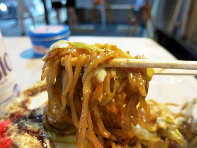 マルモ食品の麺、鉄板の美味しさ