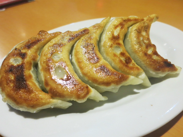 餃子 350円