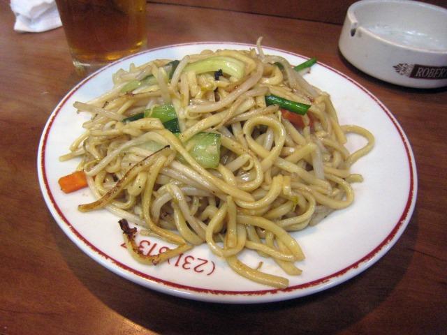ヤキソバ 550円