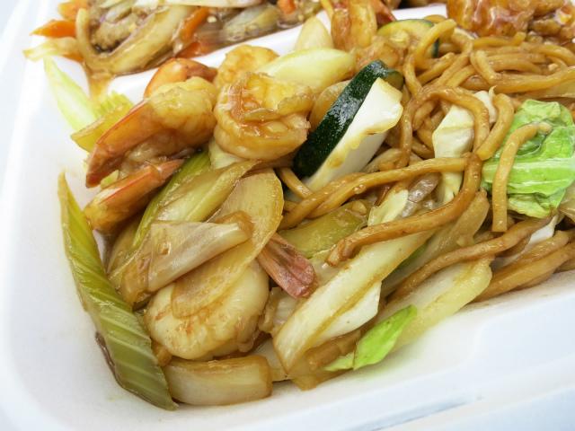 ガーリック・シュリンプ(Garlic Shrimp) ハワイの名物料理