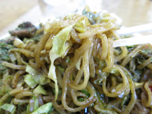 創業以来、富士宮の麺を愛用