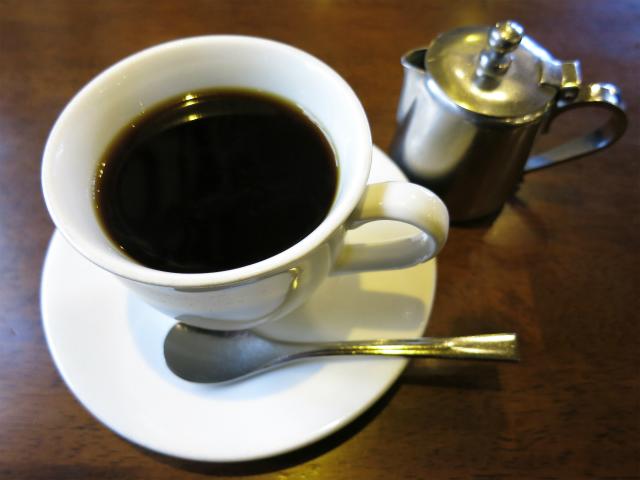 マイルドコーヒー 食事とセットだと280円