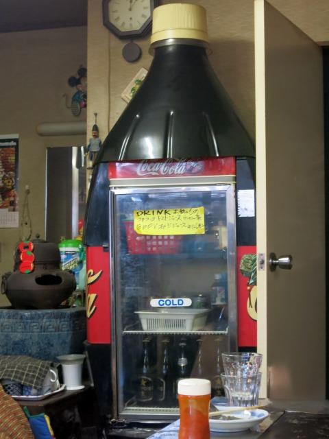 店の置くの冷蔵ケース、なにこれ欲しい