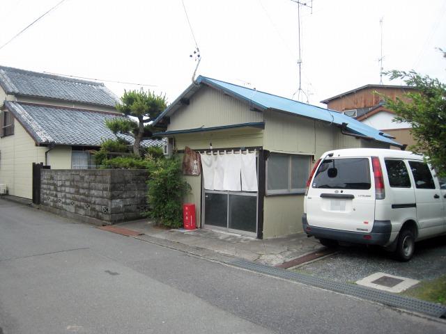 掛川市 中西屋食堂