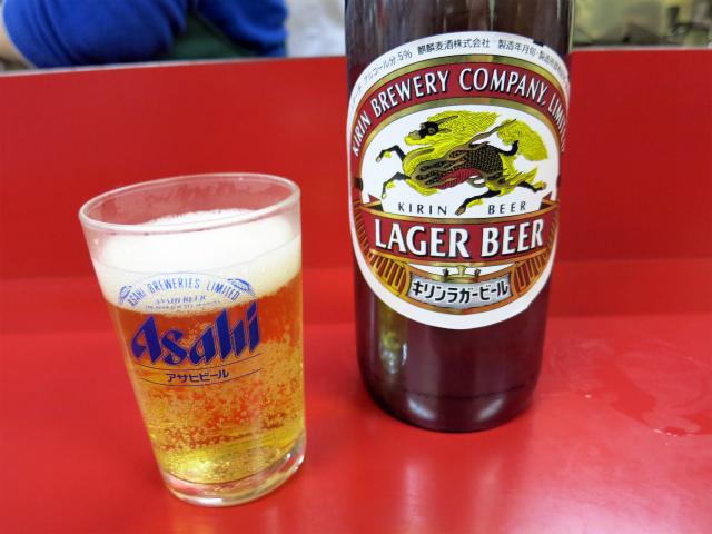 瓶ビール 620円