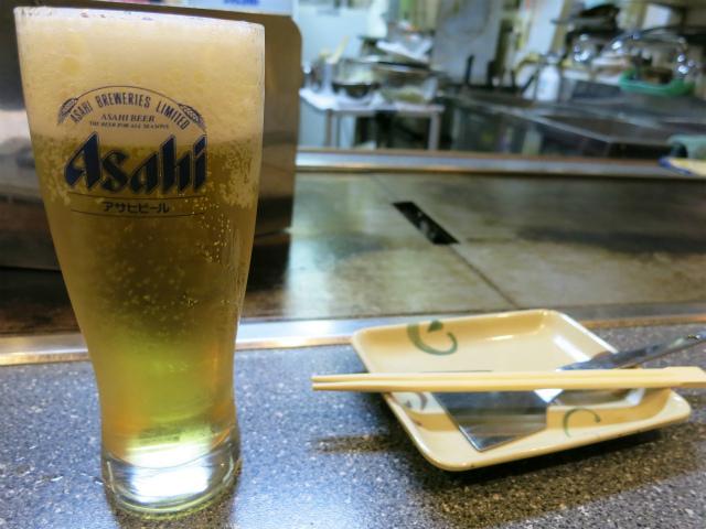 何はさておき生ビール