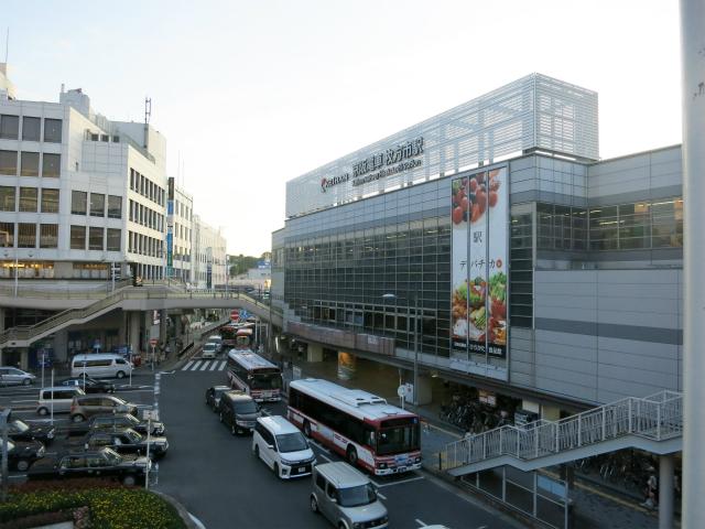 京阪電車 枚方駅