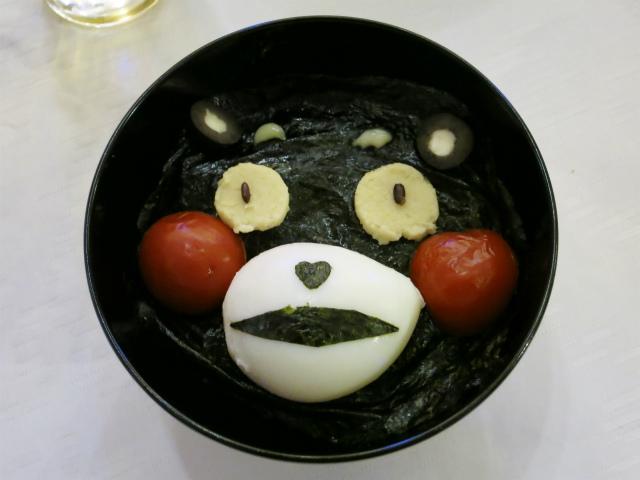 小山薫堂氏「くまモンの肥後丼」