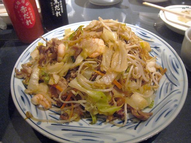 博多皿うどん 1100円