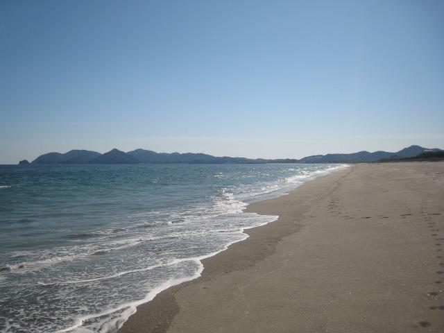 日向灘 延岡 長浜海岸