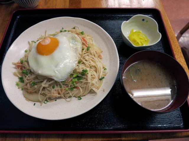 ソーメンチャンプルー 500円