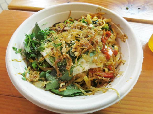 Kung Pou Noodle Bowl $8.00