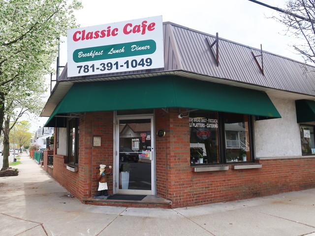 Classic Cafe, Medford, MA