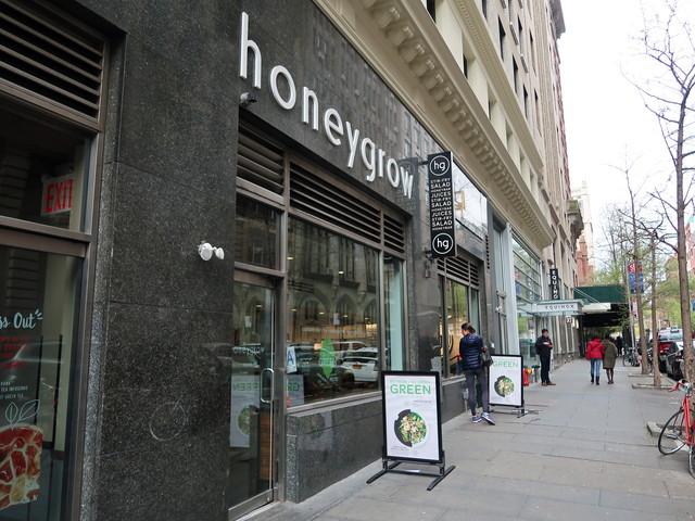 honeygrow, Brooklyn, NY, US