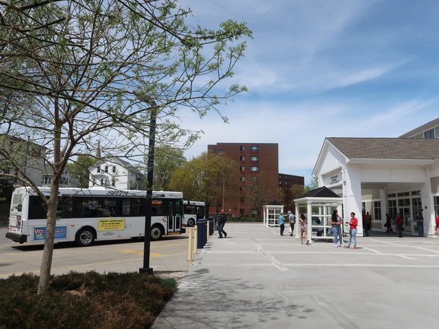 Fall River Bus Station