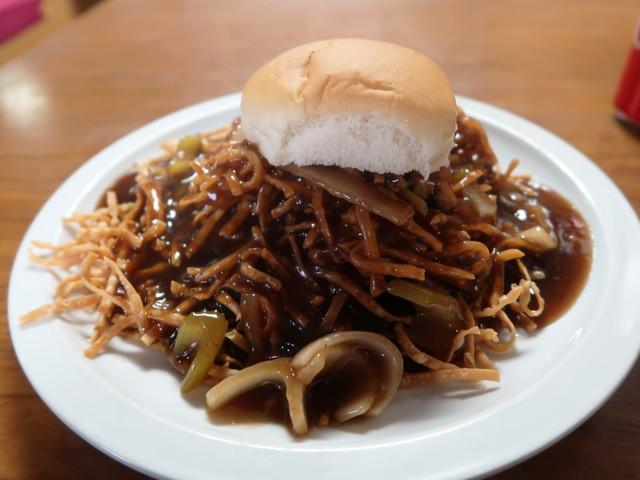 Chow Mein Sandwich $5.25