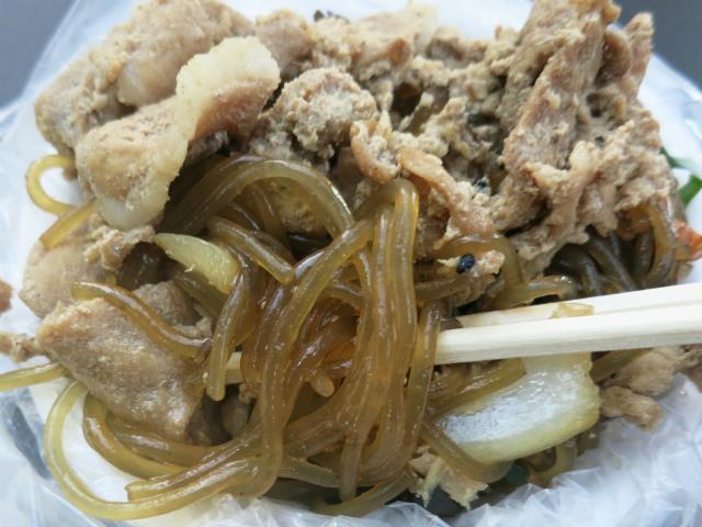 肉チャプチェ(고기잡채) ₩4000