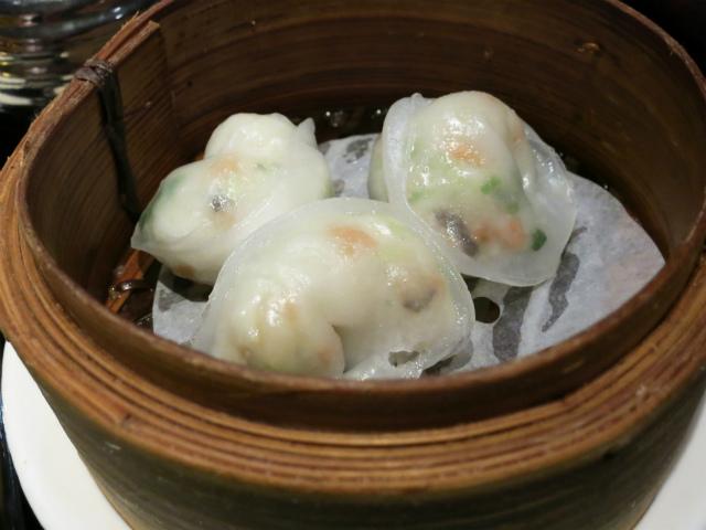 Scallop Dumpling £5.00