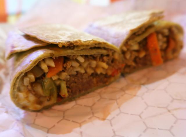 Lo Mein Burrito $7.99