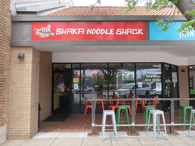 Shaka Noodle Shack, North Kansas City, MO