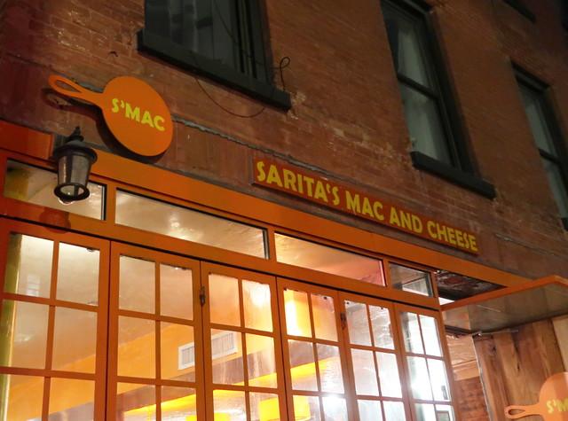 Sarita's Macaroni & Cheese