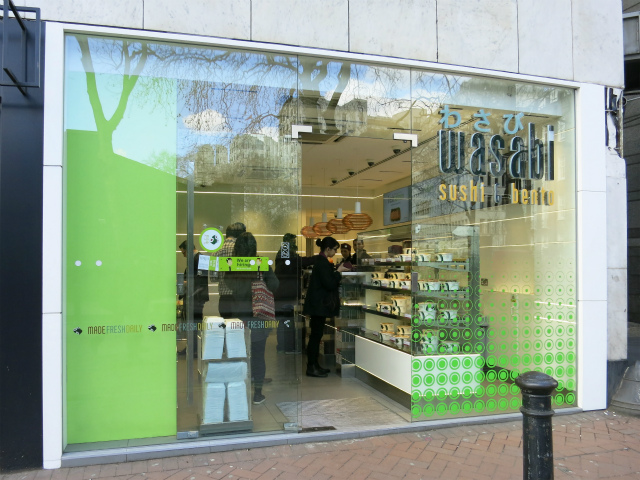 Wasabi, Embankment, London