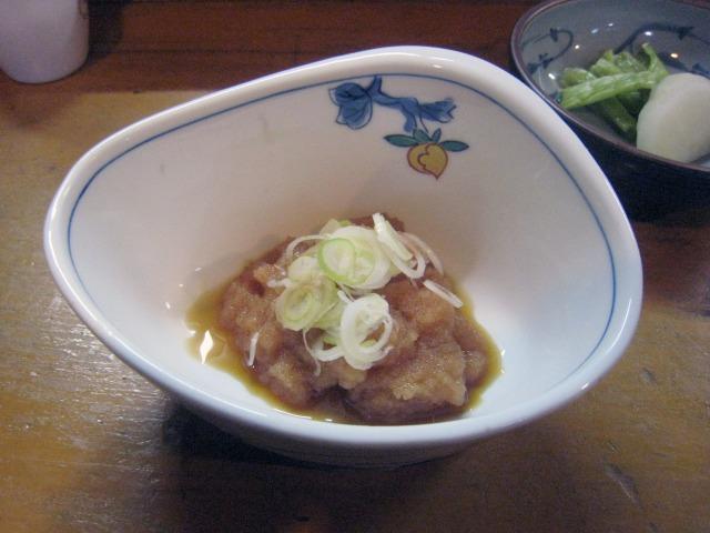 マダラの卵(真子)の醤油漬け