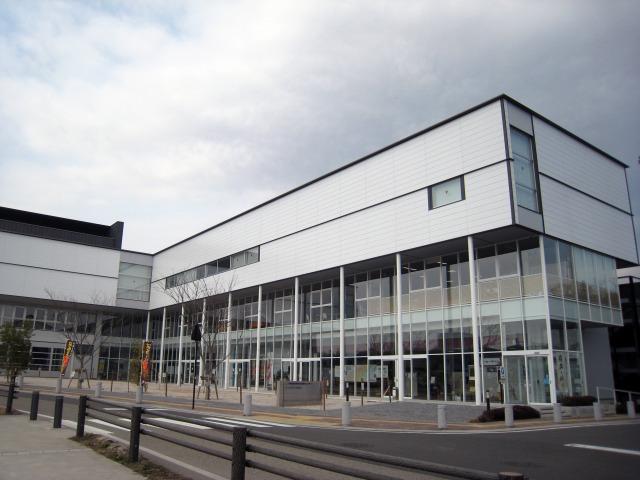 二本松 市民交流センター