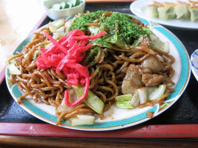 モチモチの太麺がたっぷり