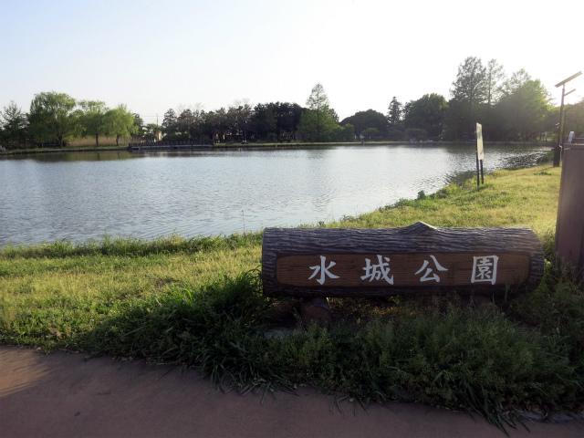 忍城跡 水城公園